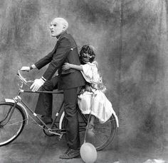 unpleasant on a bicycle
