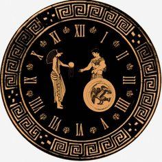 Часы - Схемы вышивки - ane4ka1983 - Авторы - Портал «Вышивка крестом»
