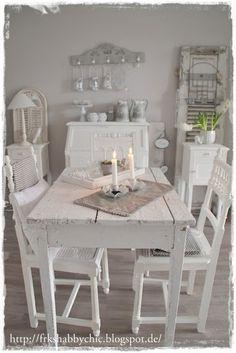 fantistic diy shabby chic furniture ideas & tutorials | mismatched