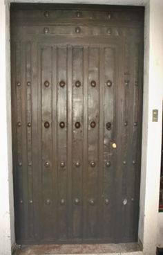 1000 images about portes ferro on pinterest puertas for Puertas exteriores de fierro
