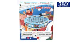 Get 60% #discount on Doraemon Ring Pool #onlinedeals