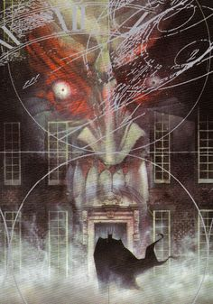 A Serious House On Serious Earth by Dave McKean