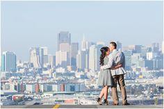 Potrero Hill San Francisco Engagent Photography