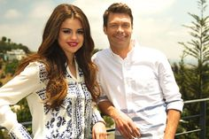 E!'s Ryan Seacrest With Selena Gomez will air on July 21 at 10 p.m.