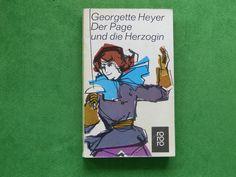 Der Page und die Herzogin : Roman. Heyer, Georgette: