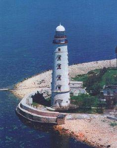Lighthouses of Ukraine: Crimea