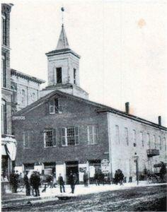 Old City Hall - Springfield Ohio History