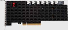 Твердотельный накопитель Kingston DCP-1000 оснащен интерфейсом PCI-Express 3.0 x8