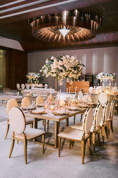 Mod Wedding, Wedding Reception, Dream Wedding, Reception Decorations, Reception Ideas, Summer Gowns, Large Floral Arrangements, Fairy Tales, Destination Wedding