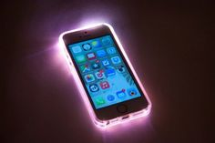 "Coque ""Luminoso"", l'iPhone illuminé pour Noël"