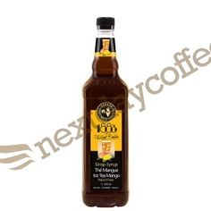 The generous taste of mango with the strength of the tea with a sustained finish by Routin Free delivery on orders over Mango Iced Tea, Vodka Cocktails, Pet Bottle, Non Alcoholic, Hot Sauce Bottles, Syrup, Martini, Fresh Water, Whiskey Bottle