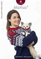Tema 29 Marius Knit Picks, Nordic Style, Needlework, Scandinavian, Christmas Sweaters, Knit Crochet, Crochet Patterns, Sewing, Knitting