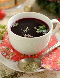 Barszcz czerwony (bez zakwasu) Chocolate Fondue, Eat, Cooking, Tableware, Desserts, Food, Nostalgia, Easy Meals, Chef Recipes