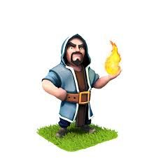 clash of clans characters healer - Google Search