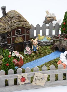 Arts and Crafts Store Miniature Gardens, Fairy Gardens, Creative Play, Creative Gifts, Garden Inspiration, Garden Ideas, Ac Moore, Cute Fairy, Woodland Fairy