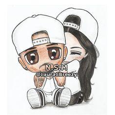 Chris Brown ❤ Kendall Jenner
