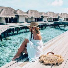 ~Find a beautiful place and get lost~ #vacation #wanderlust #travelbloggers #luxuryhotels #luxuryholiday #travelismypassion #visitmaldives #Sunnysideoflife #exploring #travellifestyle #lovetotravel #tropicalisland #lovetheocean #foreversummer #tropicalisland #maldives #funinthesun 📷 @outriggermaldives — at Outrigger Konotta Maldives Resort. Maldives Luxury Resorts, Visit Maldives, Maldives Resort, Paradise On Earth, Luxury Holidays, Panama Hat, Exploring, Beautiful Places, Wanderlust