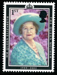 2002 Queen Mother 1st