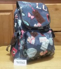 London backpack Addiction, Lunch Box, Backpacks, London, Bags, Accessories, Beautiful, Handbags, Totes