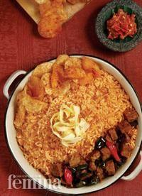 Nasi cikur - Sunda