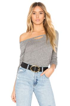 3fe169b5c0 New n:PHILANTHROPY Andre Long Sleeve Top online. Enjoy the absolute best in  One Teaspoon womens-clothing from clothing store.