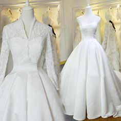 2016 Muslim Wedding Dresses Detachable Lace Jacket Long Sleeves Islamic Wedding Gowns Sweatheart Backless Chaple Train Arabic Bridal Gowns Red Dresses Short Wedding Dresses From Gonewithwind, $241.21| Dhgate.Com