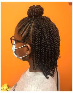 Protective Hairstyles For Natural Hair, Natural Hair Braids, Natural Hairstyles For Kids, Natural Protective Styles, Afro Hair Twists, Short Twists Natural Hair, Long Natural Hair, Lil Girl Hairstyles, Kids Braided Hairstyles