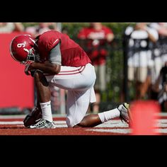"""This photo was posted by Amari Cooper on his Instagram with this message: """"Thank you God. He gets all the glory, why? Because he deserves it!."""""""