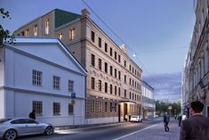 Luxury hospitality chain Bulgari Hotels & Resorts (a Marriott International brand) has signed an agreement with Russian investor Alexey Bogachev that will see the brand make its debut in Russia. The Bulgari Hotel Moscow is expected to open in 2021, just 300 m from Moscow's Red Square and the Kremlin. The 65-room hotel is being developed by Storm Properties and will become the world's seventh Bulgari-branded hotel. Bulgari Hotels, Luxury Services, International Brands, Investors, Hotels And Resorts, Hospitality, Moscow, Russia, Multi Story Building