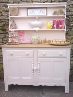Ercol Welsh dresser originally in dark oakgiven a Shabby Chic makeover rubbed downgiven a pastel &; Ercol Welsh dresser originally in dark oakgiven a Shabby Chic makeover rubbed downgiven a pastel &; pipa khadivi pipakhadivi home […] Upcycled Furniture, Furniture Sale, Shabby Chic Furniture, Kids Furniture, Painted Furniture, Furniture Design, Furniture Projects, Pink Dresser, Welsh Dresser