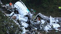Plane Carrying Chapecoense Football Team Crashed, 71 reportedly dead #BrazilianFootballTeam, #FootballTeamDead, #PlaneCrash