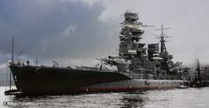 largest japanese battleship Musashi