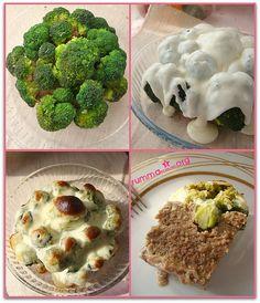 Sürpriz brokoli - rumma