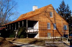 Historic Homes & Tours | Ste. Geneviève Tourism | Sainte Geneviève, Missouri