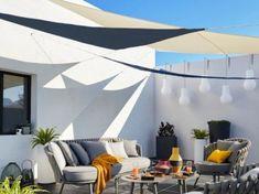 Se protéger du soleil au jardin : 15 solutions en images Pergola, Parasol, Images, Patio, Outdoor Decor, Design, Home Decor, Gardens, I Will Protect You