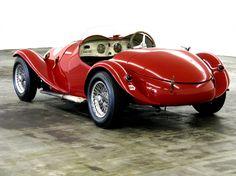 1949 Alfa Romeo 6C - Alfa Romeo 6C 2500 SS Barchetta Competizione | Classic Driver Market