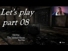 Let's play project zero 5 - part 08 - SO MANY GHOSTS!!!