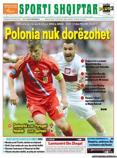 Prensa deportiva del 13 de junio 2012 | discutivo.com
