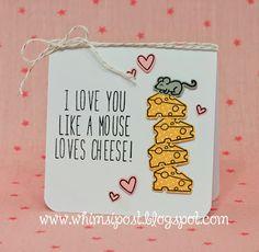 Whimsipost: I love you like...