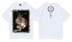 "STUSSY x PoPPY OIL ""SINCE 1980″ T-Shirt"