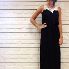 Grecian Goddess Dress #hunnistyle #maxidress