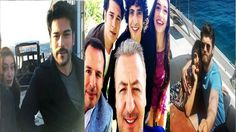 Turkish Actors Behind The Scene Pictures - We Bet You've Never Seen Before