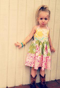 SweetHoney OOAK Dress SweetHoney little girls dress Facebook sales Monday and Wednesday night Facebook.com/sweethoneyclothing