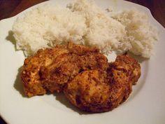 Indien-Rezepte: Tandoori Chicken