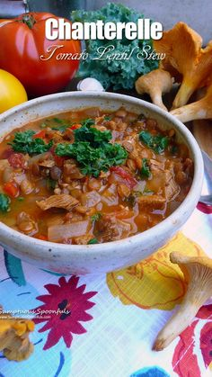 Healthy Soup Recipes, Bean Recipes, Chili Recipes, Lentil Stew, Stuffed Hot Peppers, Gumbo, Recipe Collection, Dinner Recipes, Dinner Ideas