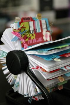 Idea Rolodex