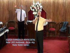 Recibiendo un milagro mediante la Fe. Pastor Walter Garcia. 27-01-20