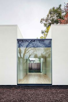 TP-H Residence – Addition to an Adobe-brick House, Palo Alto, California, USA