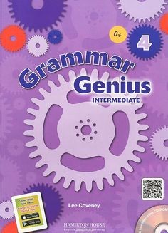 This is a series of books of grammar references and practice, taking students from Beginner to Intermediate level.