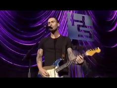 Adam Levine - Purple Rain LIVE - YouTube